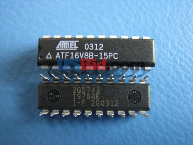 ATF16V8B-15PC photos