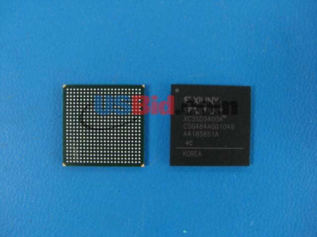 XC3SD3400A-4CSG484C photos