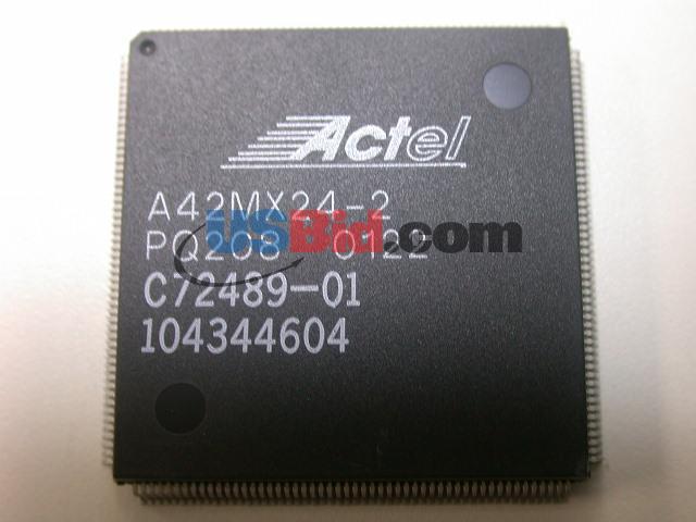 A42MX24-2PQ208 photos
