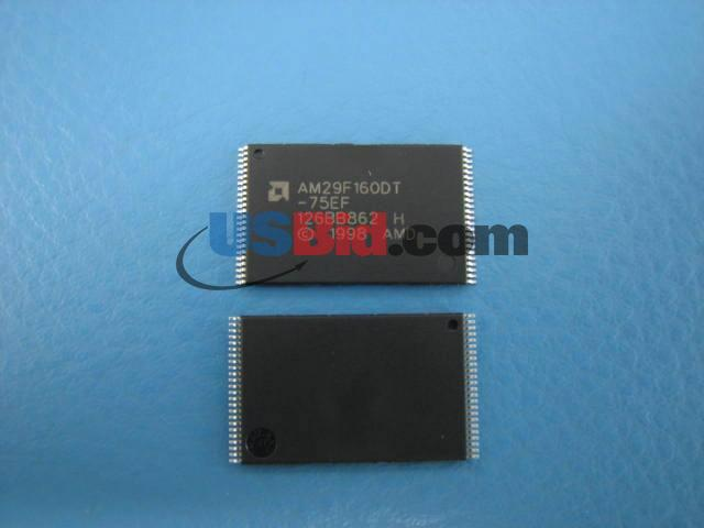 AM29F160DT-75EF