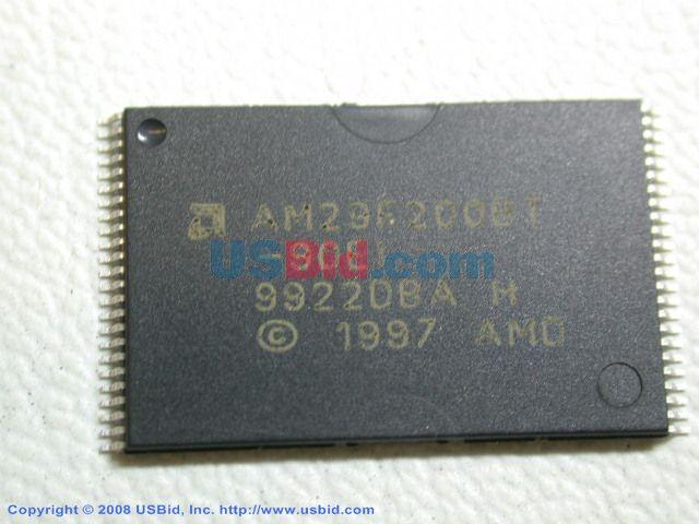 AM29F200BT-90EI photos