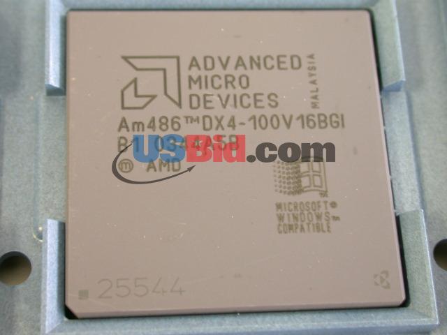 AM486DX4-100V16BGI photos