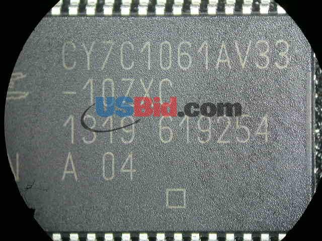 CY7C1061AV33-10ZXC photos