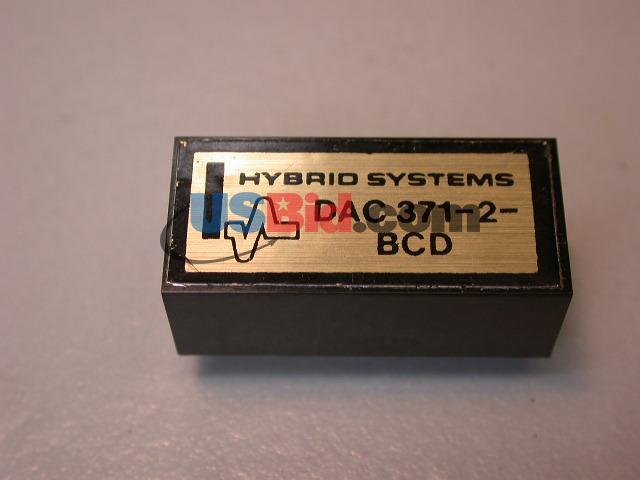 DAC371-2-BCD photos