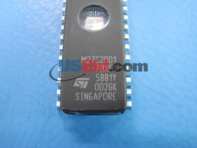 M27C2001-70XF1