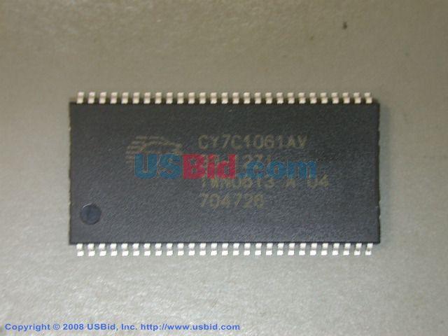 CY7C1061AV33-12ZI photos