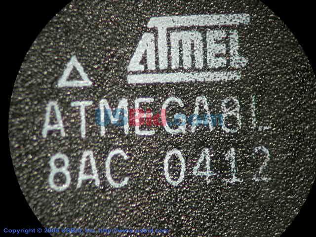 ATMEGA8L-8AC photos