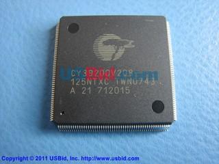 CY39200V208-125NTXC