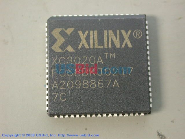 XC3020A-7PC68C photos
