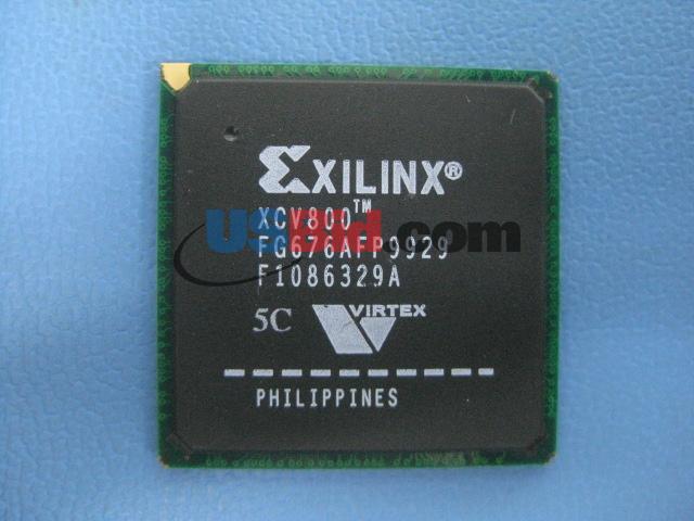 XCV800-5FG676C photos