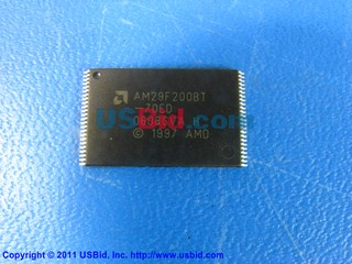 AM29F200BT-70ED