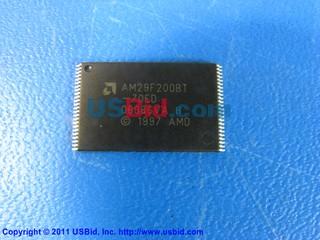AM29F200BT-70ED photos