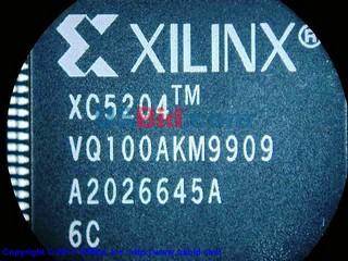 XC5204-6VQ100C photos