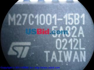 M27C1001-15B1