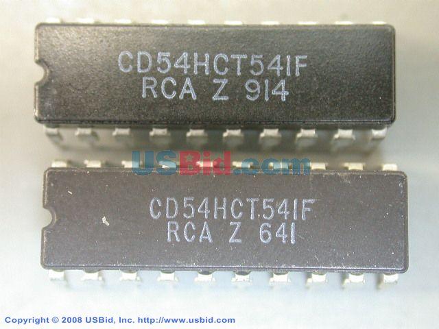 CD54HCT541F photos