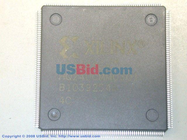 XC4028EX-4HQ240C photos