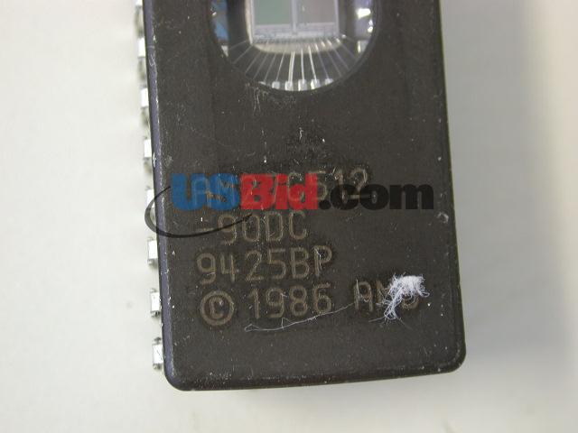 AM27C512-90DC photos