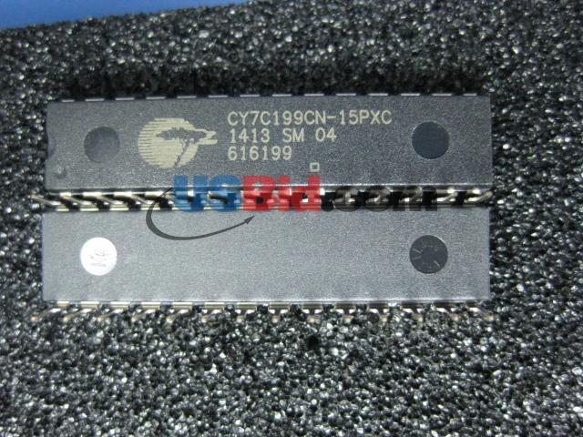 CY7C199CN-15PXC photos