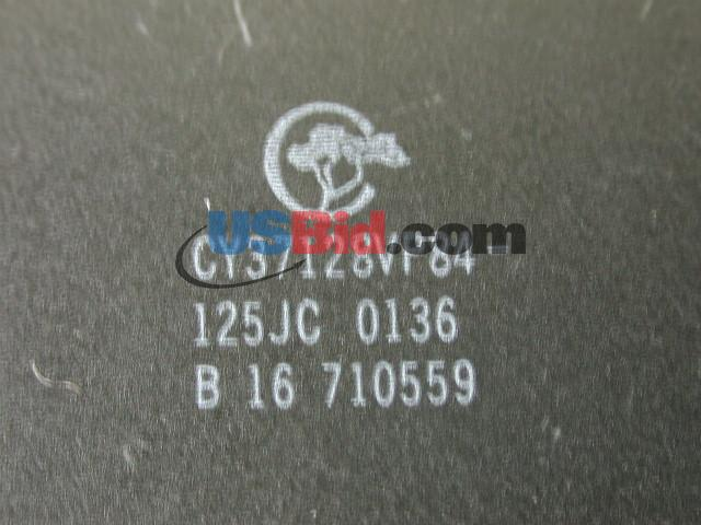 CY37128VP84-125JC photos
