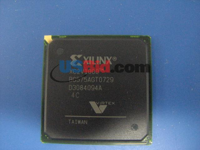 XC2V1000-4BG575C photos