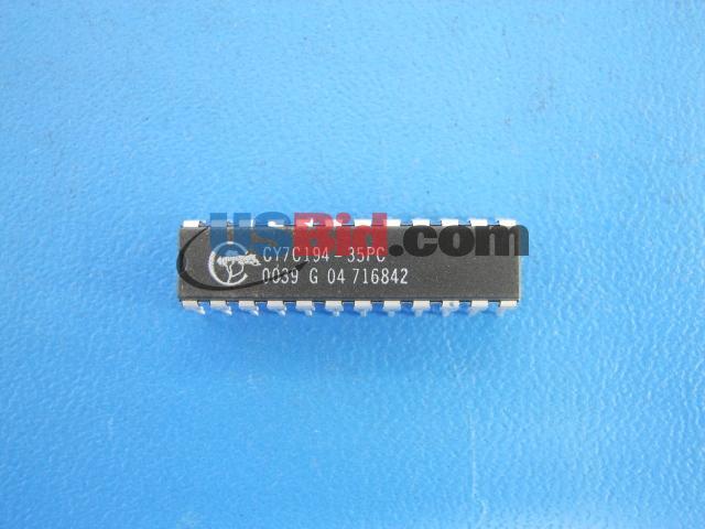 CY7C194-35PC photos