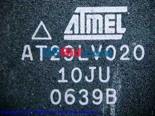 AT29LV02010JU