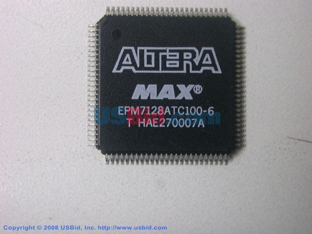 EPM7128ATC100-6 photos