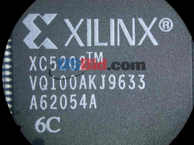 XC5202-6VQ100C photos