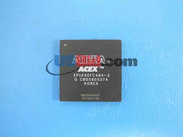 EP1K50FC484-2 photos