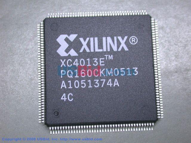 XC4013E-4PQ160C photos