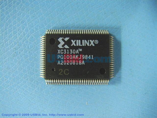 XC3130A-2PQ100C photos