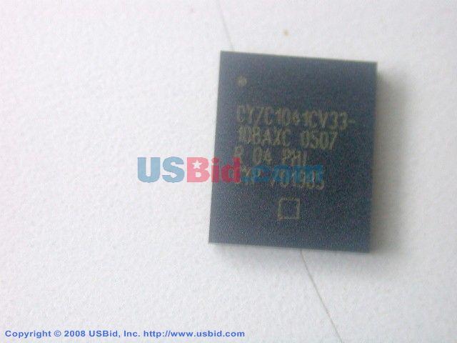 CY7C1041CV33-10BAXC photos