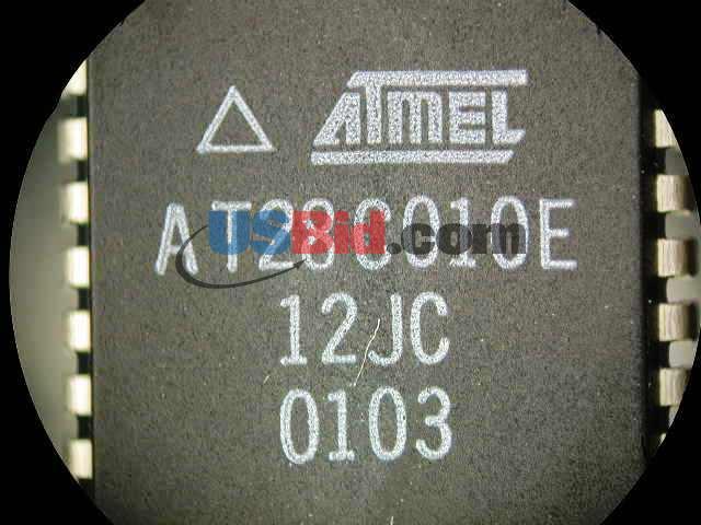 AT28C010E-12JC photos