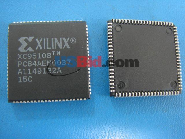 XC95108-15PC84C photos