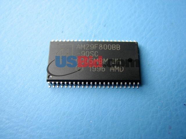 AM29F800BB-90SC photos