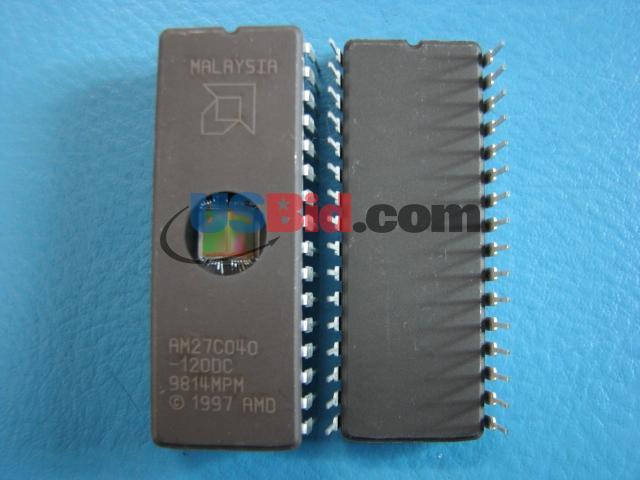 AM27C040-120DC photos