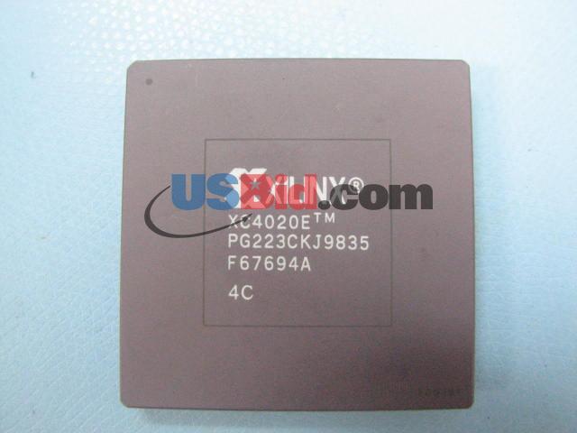 XC4020E-4PG223C photos