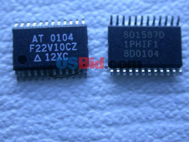 ATF22V10CZ-12XC photos