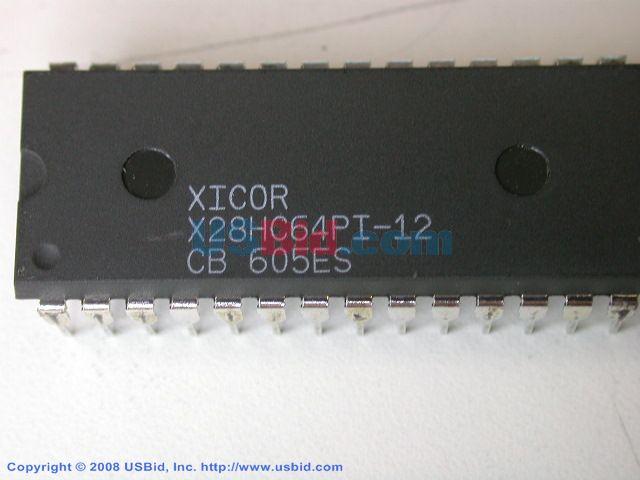 X28HC64PI12