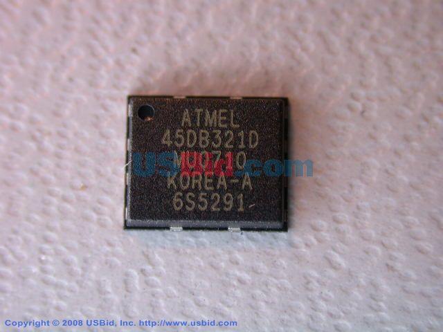 AT45DB321D-MU photos