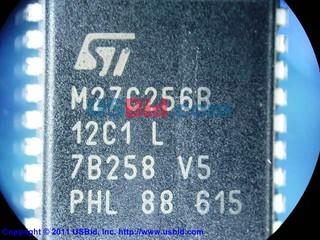 M27C256B-12C1 photos