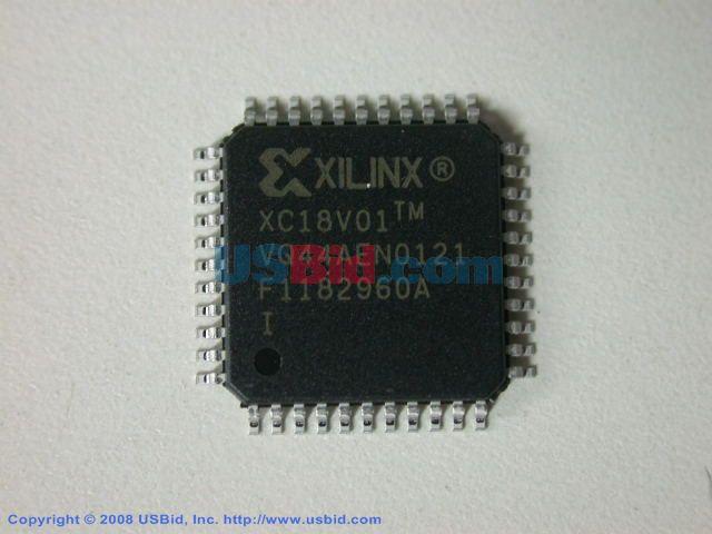 XC18V01VQ44I photos