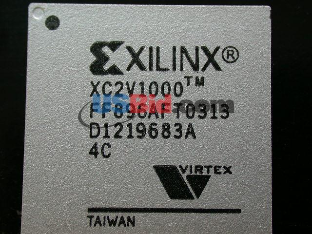 XC2V1000-4FF896C photos