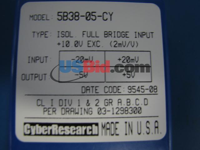 5B3805CY photos