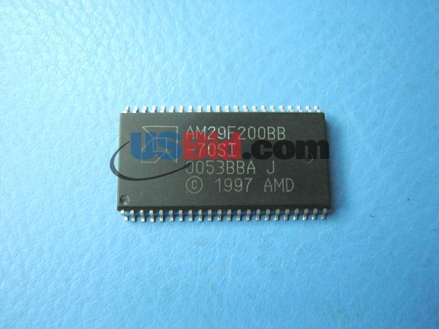 AM29F200BB-70SI photos
