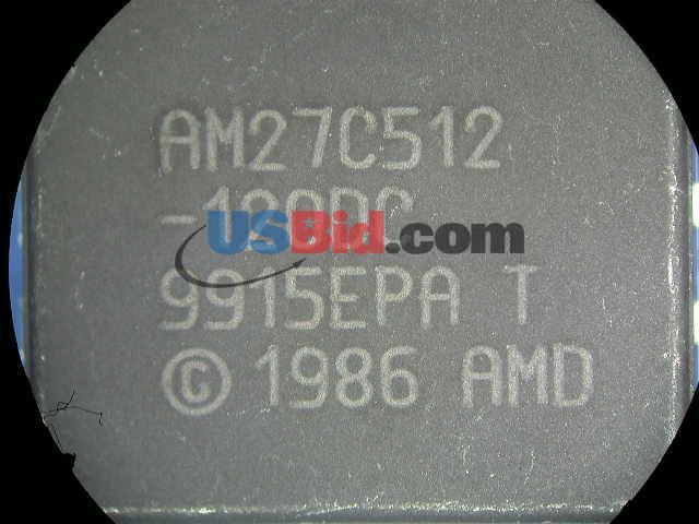 AM27C512-120DC photos
