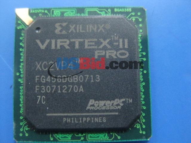 XC2VP4-7FG456C photos