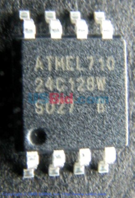 AT24C128W-10SU-2.7 photos