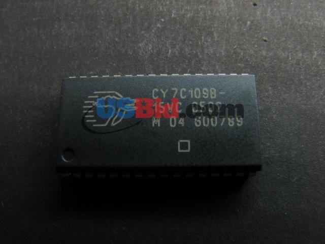 CY7C109B-15VCT photos