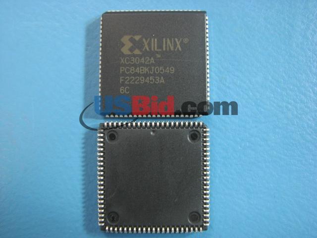 XC3042A-6PC84C photos